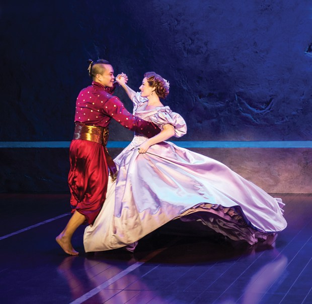 """The King and I"" runs through March 11 at Segerstrom Center for the Arts."