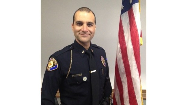 Vasken Gourdikian, the Pasadena police lieutenant indicted in March 2018 for allegedly selling more than 100 guns illegally, has resigned from the force, according to city officials. (Courtesy of Twitter)