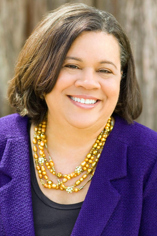 Linda Oubre, now dean of the College of Business at San Francisco State University, will be the first person of color to serve as the new Whittier College president. She will take over on July 1 when Sharon Herzberger retires. Photo courtesy Whittier College