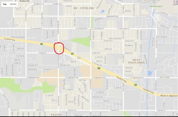 Caltrans Traffic Map Los Angeles.Caltrans Work Will Close 2 Lanes On Eastbound 210 Freeway In San