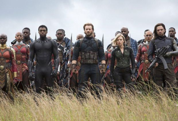 "The 2018 summer movie season kicks off with the highly anticipated ""Avengers: Infinity War."""