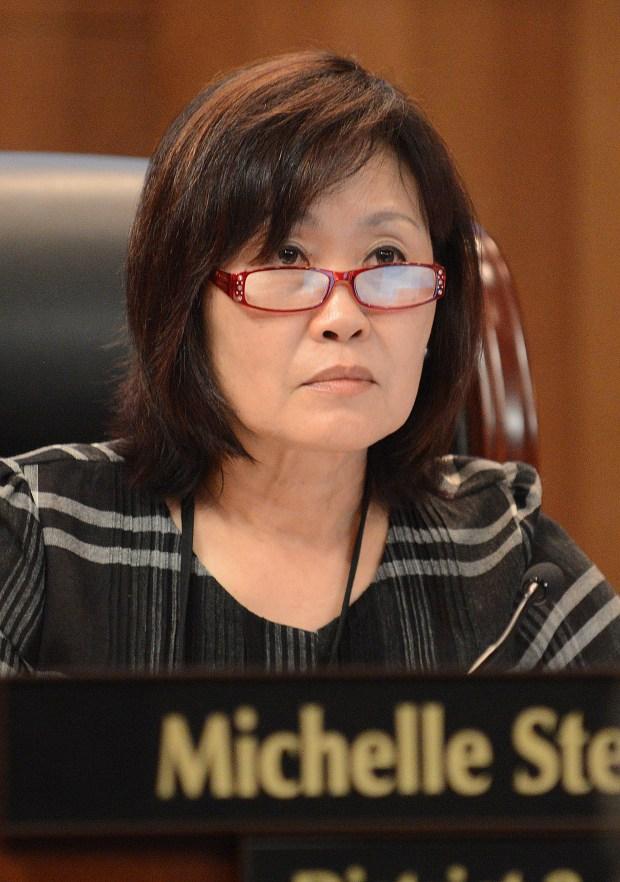 Orange County Supervisor Michelle Steel