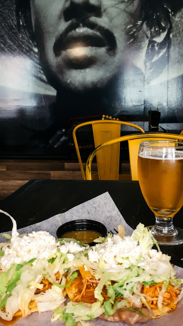 El Indio in Santa Ana serves Mexican craft beer on tap. (Photo by Brad A. Johnson, Orange County Register/SCNG)