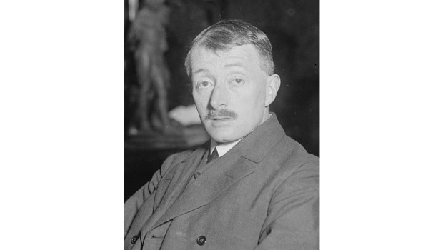 John Masefield, 1916 (Prints and Photographs division at Library of Congress)