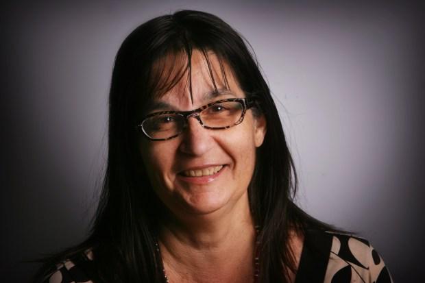 Desert author, teacher and poet Ruth Nolan. (Photo by Kurt Miller)