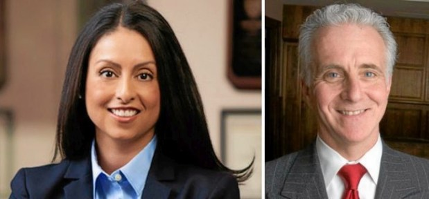 Los Angeles City Council members Nury Martinez and Paul Krekorian requested a survey of the city's 45,000 employees last fall amid a nationwide focus on unwanted sexual attention in the workplace. (File photos)