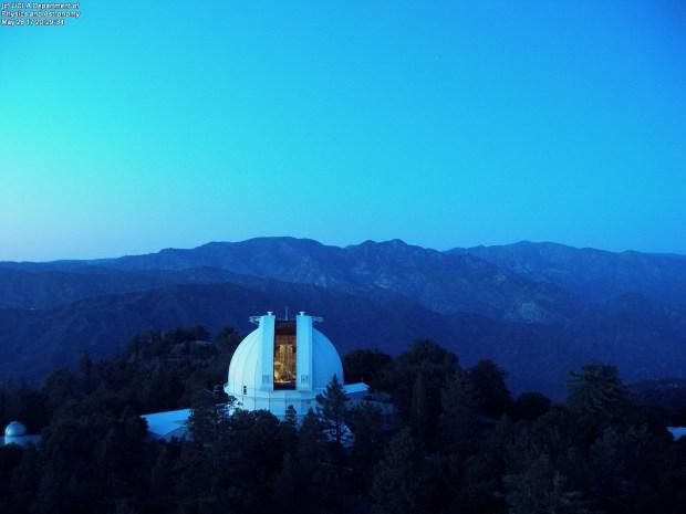 Mt Wilson Observatory