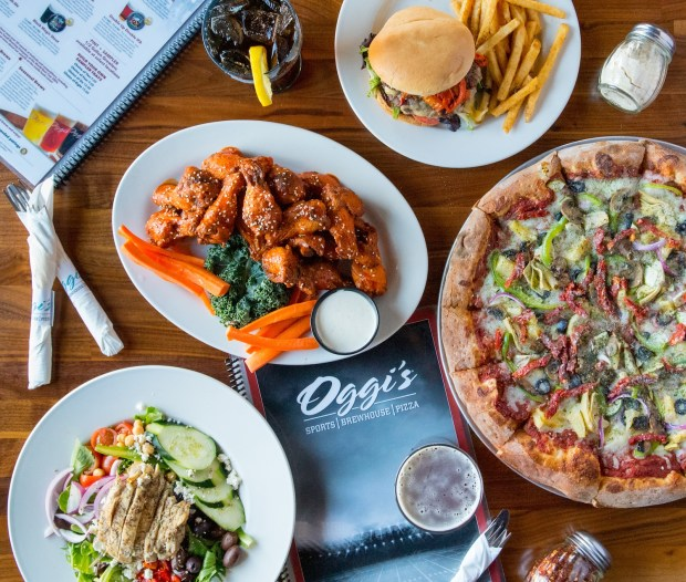 Oggi's Sports/Brewhouse/Pizza is holding a promotion for free Angels ticket vouchers. (Photo courtesy of Oggi's Sports/Brewhouse/Pizza).
