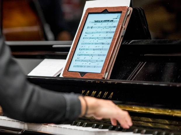 A concert presented by the Osher Lifelong Learning Institute on June 9 in Mackey Auditorium will include jazz, choral and string performances. (Photo by Leonard Ortiz, Orange County Register/SCNG)