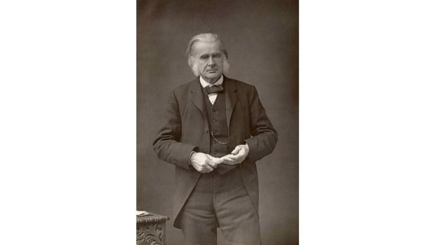 Thomas Henry Huxley (Photo by Daniel Downey/public domain)