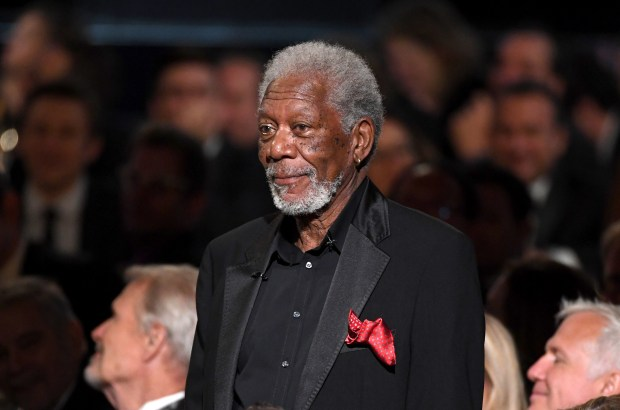 Eight people have accused actor Morgan Freeman, 80, of inappropriate sexual comments or sexual harassment, according to a CNN report. (2017 photo by Kevin Winter/Getty Images)