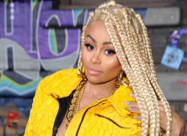 LOS ANGELES, CA - SEPTEMBER 17: Blac Chyna attends VH1 Hip Hop Honors: The 90s Game Changers at Paramount Studios on September 17, 2017 in Los Angeles, California. (Photo by John Sciulli/Getty Images for VH1/Viacom)