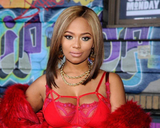 """""""Love & Hip Hop: Hollywood"""" star Teairra Mari says her ex-boyfriend Akbar Abdul-Ahad posted sexually explicit images of her online after she ended their relationship, and she claims rapper 50 Cent reposted one of the photos to his 18 million Instagram followers. Abdul Ahad told TMZ that he allegedly found Mari smashing the windows of his SUV with a metal pole in North Hollywood. (Photo by John Sciulli/Getty Images)"""