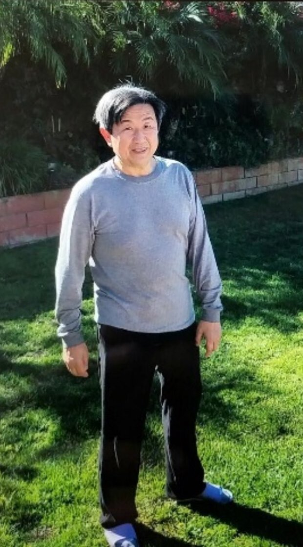Miki Hirisawa, 65, was reported missing Sunday morning and was last seen at his residence in Laguna Hills, authorities said. (Courtesy of Orange County Sheriff's Department)