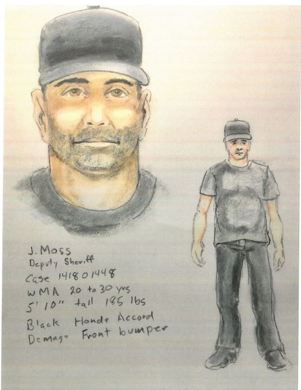 Authorities are looking for a man who reportedly made sexual advances towards two girls in May in both Yucaipa and Beaumont. (Courtesy)