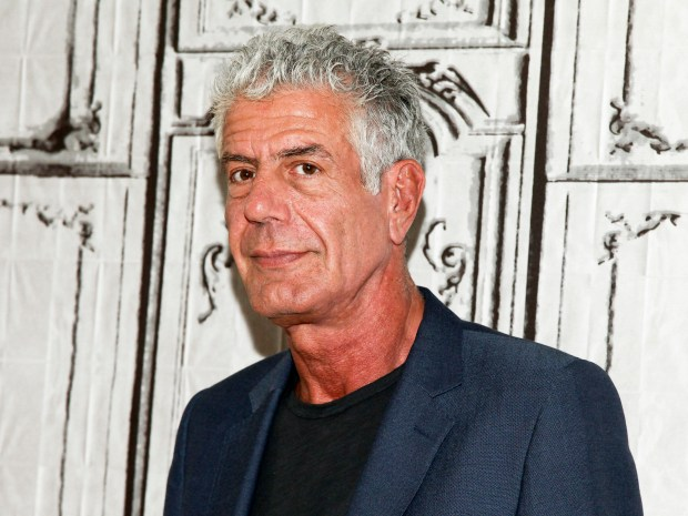 Celebrity chef, TV host and author Anthony Bourdain, 61, was found dead in his Paris hotel room, CNN confirmed Friday, June 8, 2018. Suicide is suspected. (File photo by Andy Kropa/Invision/AP)
