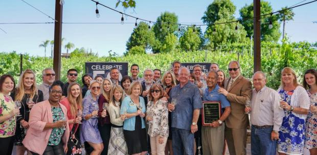 A Friday, June 8, ceremony marked the 50th anniversary of Temecula Valley Wine Country.(Photo courtesy of Visit Temecula Valley)