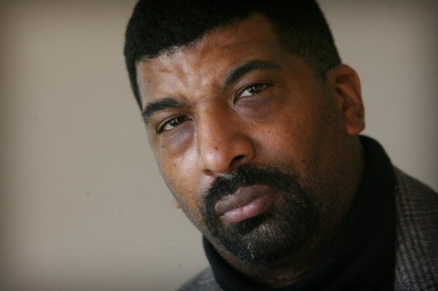 Darryl Smith, president of Branch 1034 of the National Association for the Advancement of Colored People (File photo).