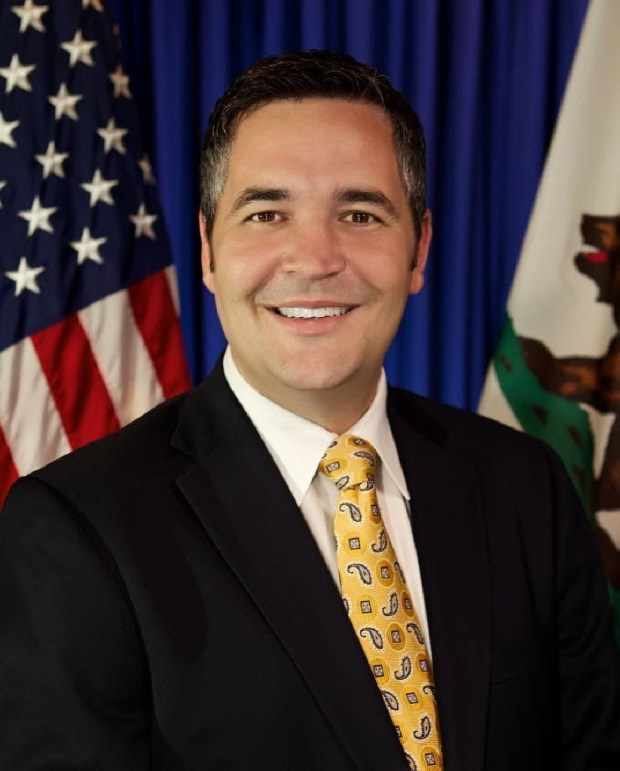 Riverside County supervisor candidate Eric Linder (File photo).