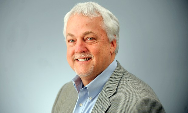 This undated photo shows Rob Hiaasen, Capital Gazette Deputy Editor. (The Baltimore Sun via AP)