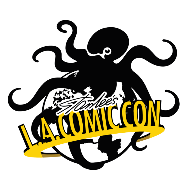 Stan Lee's L.A. Comic Con logo
