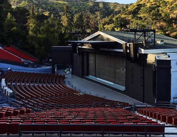 LAPD investigating 'prank' bomb threat to Greek Theatre that caused evacuation