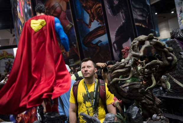 5 cool things we saw on Comic-Con 2018's first day