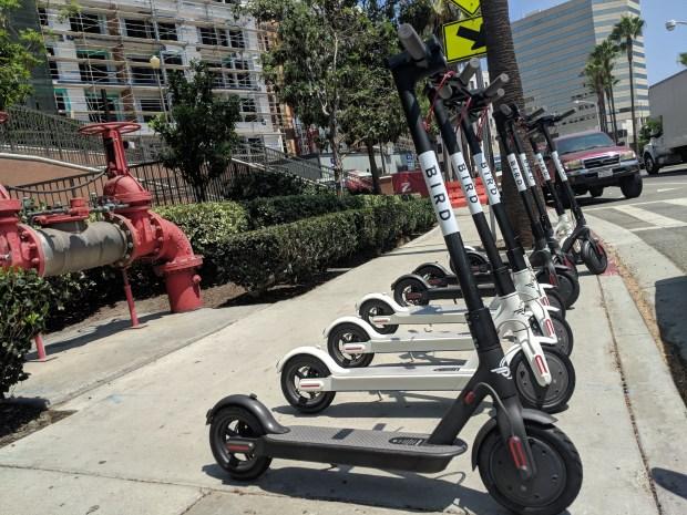Long Beach officials extend scooter pilot program for three