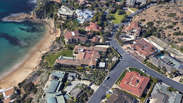 Laguna Beach mansion once asking $65 million sells for $32.7 million