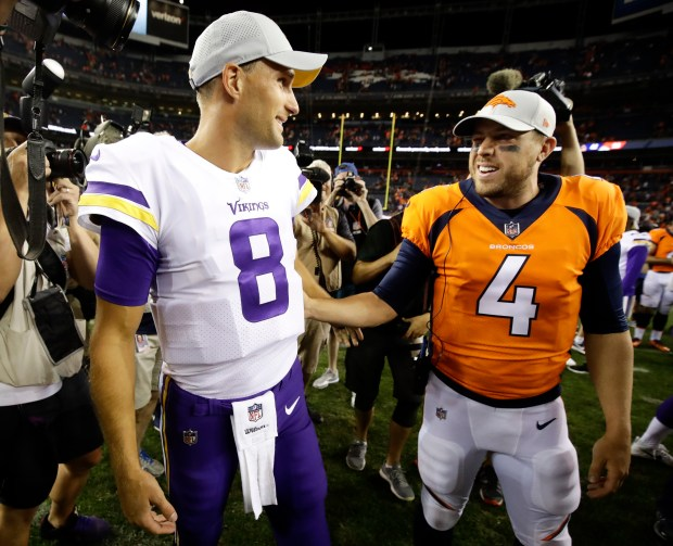 Kartje: No miracles needed for Vikings to win a Super Bowl – Orange