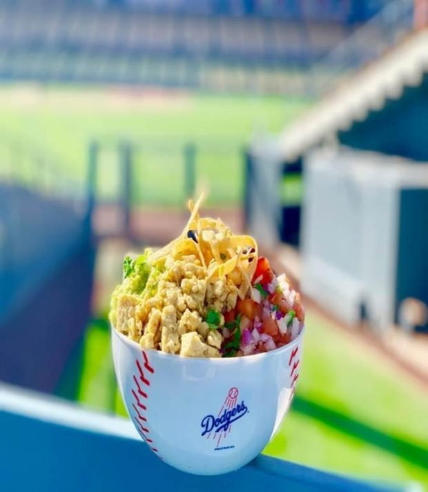 Got Dodgers tickets for the World Series? Here's what's on the menu