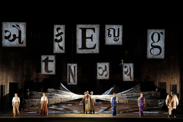 LA Opera inspires with 'Satyagraha' at the Dorothy Chandler Pavilion