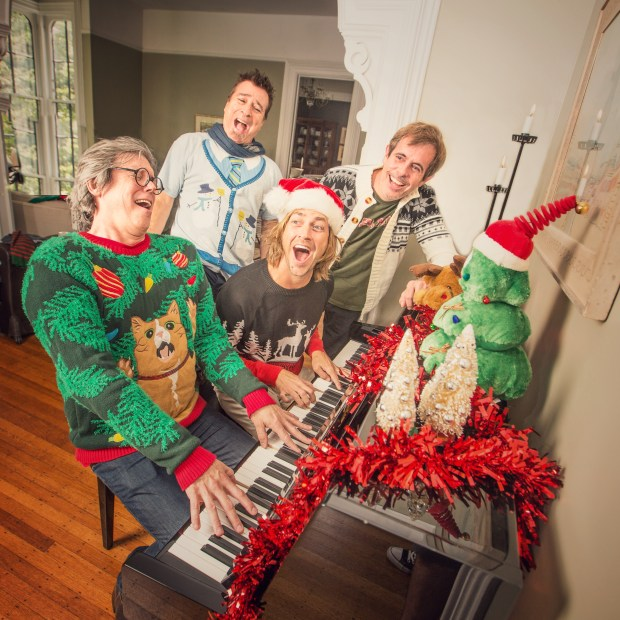 Wham Christmas.The Old 97 S Have A New Christmas Album And No It Doesn T