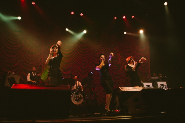 How Postmodern Jukebox found success mashing up jazz and ragtime with modern rock and pop