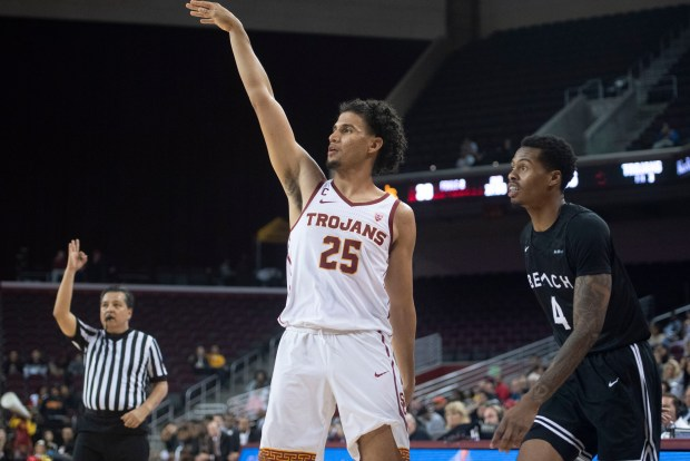 Bennie Boatwright stepping up and leading USC at the right time