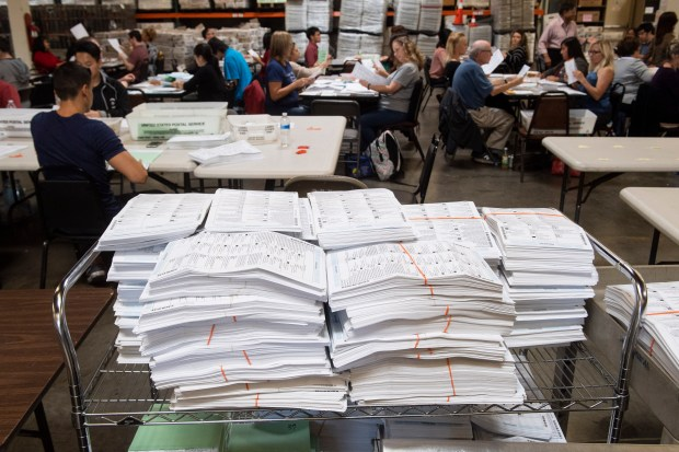 Voting by mail? Most Californians have preferred it over in-person voting for years