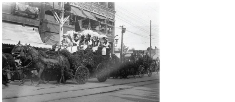 1890S ROSE PARADE