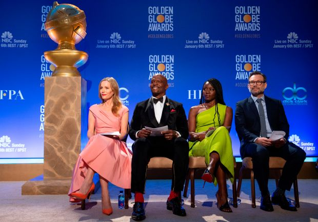 Photos 2019 Golden Globe Nominations
