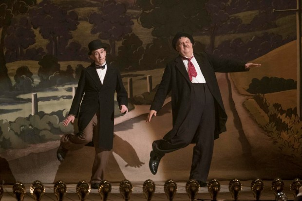 Dennis McCarthy: Laurel and Hardy are still making fans laugh