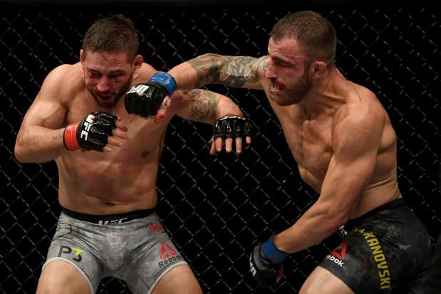 UFC 232: Corey Anderson gets upset decision over Ilir Latifi