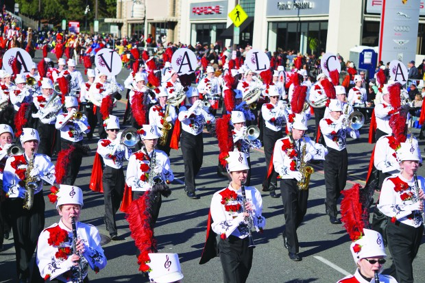 2019 Rose Parade Lineup Your Guide To Every Float Every