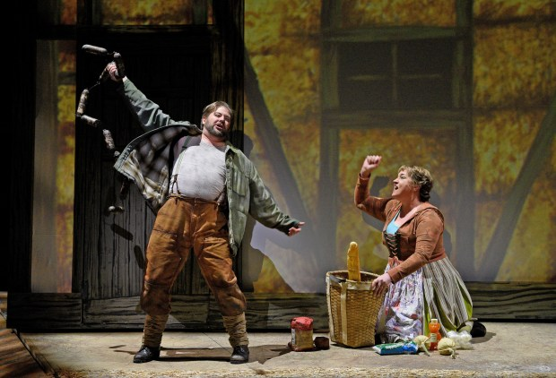 LA Opera's 'Hansel and Gretel' goes 'Where the Wild Things Are'