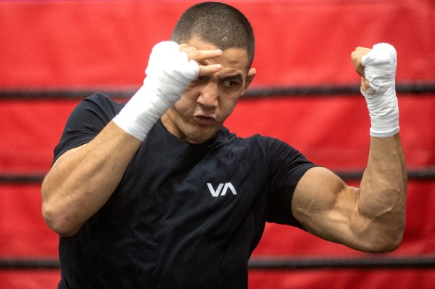 Aaron Pico prepares for Henry Corrales at Bellator 214, then championships in MMA and boxing
