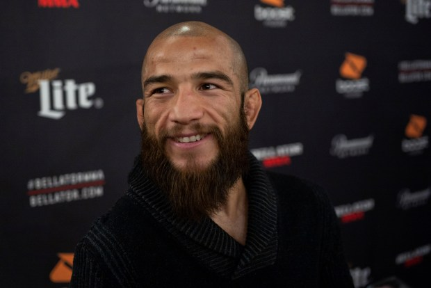 Juan Archuleta proving to be worth the weight at Bellator 214