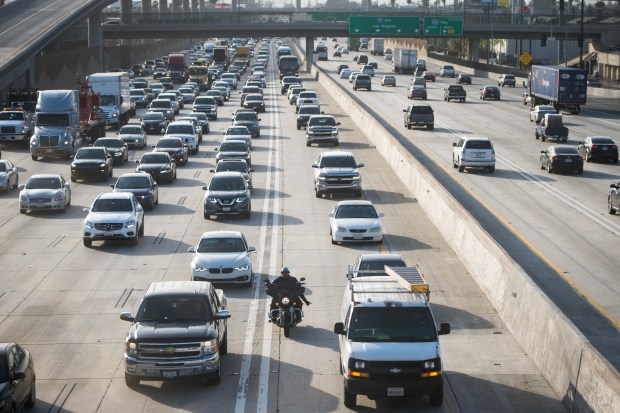 10 Freeway ExpressLanes riders might soon have to pay more, Metro votes