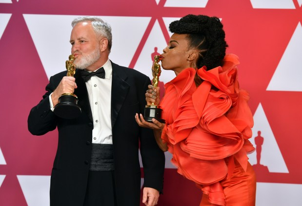 Oscars 2019: What the winners are saying backstage at the Academy Awards