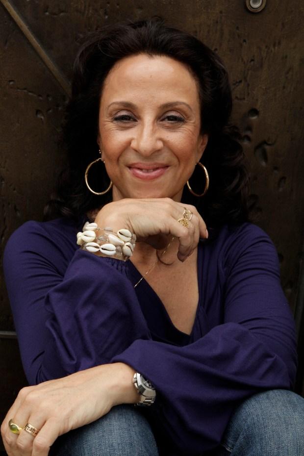 Journalist Maria Hinojosa will speak in Riverside on 'Latinos in the Media'
