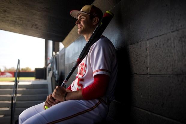 UCLA baseball's Garrett Mitchell emerging as force on top-ranked team
