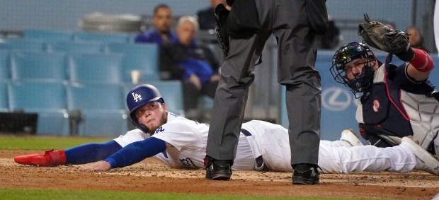 Alexander: Alex Verdugo raises Dodgers' excitement level