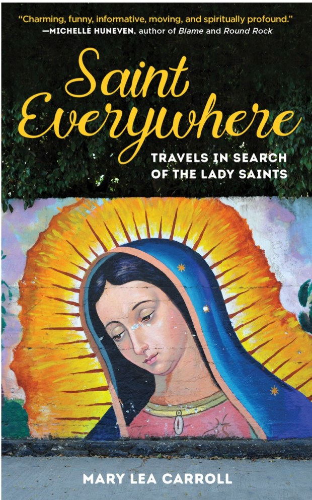 This woman traveled the world in search of 'Lady Saints,' and she's coming to talk about it